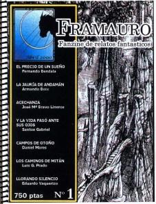 Portada del fanzine Framauro nº 1